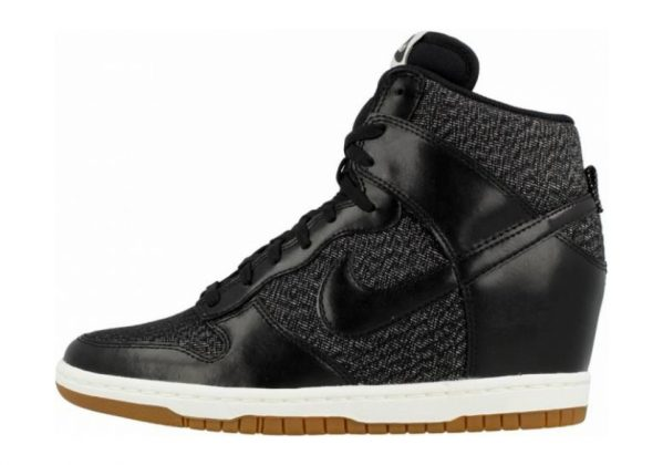 Nike Dunk Sky Hi Essential Black