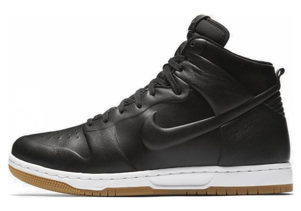 Nike Dunk Ultra black black white 001