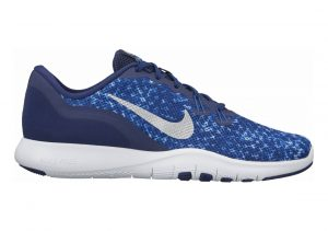 Nike Flex Trainer 7 Binary Blue/Metallic Silver
