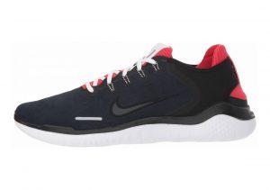 Nike Free RN 2018 DNA Black/Anthracite/Speed Red