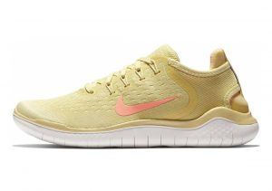Nike Free RN 2018 Summer Yellow