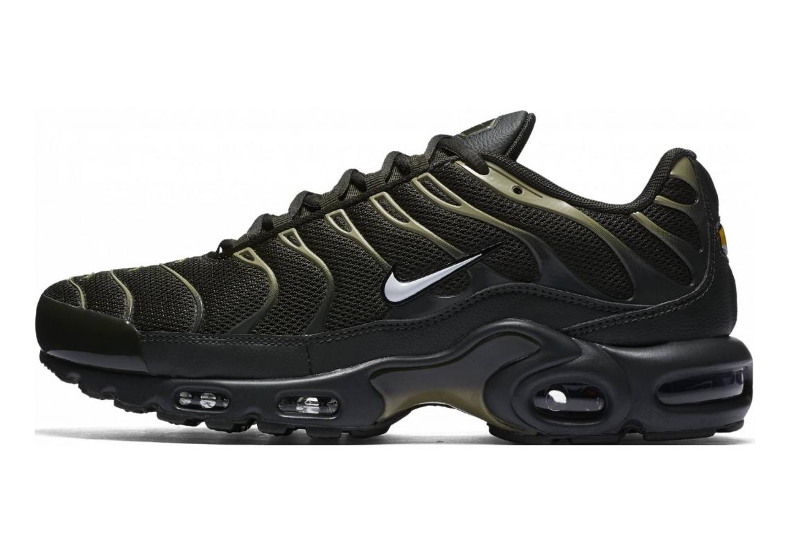 Nike Air Max Plus Sequoia/White-neutral Olive