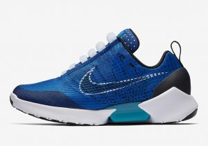 Nike HyperAdapt 1.0 Black Sport Royal