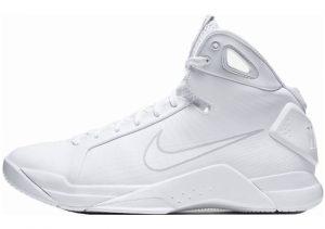 Nike Hyperdunk 08 White/White/Pure Platinum