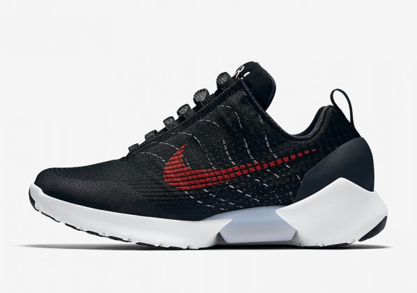 Nike HyperAdapt 1.0 Black University Red