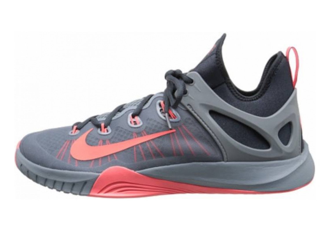 Nike HyperRev 2015 Dove Grey/Hot Lava/Classic Charcoal