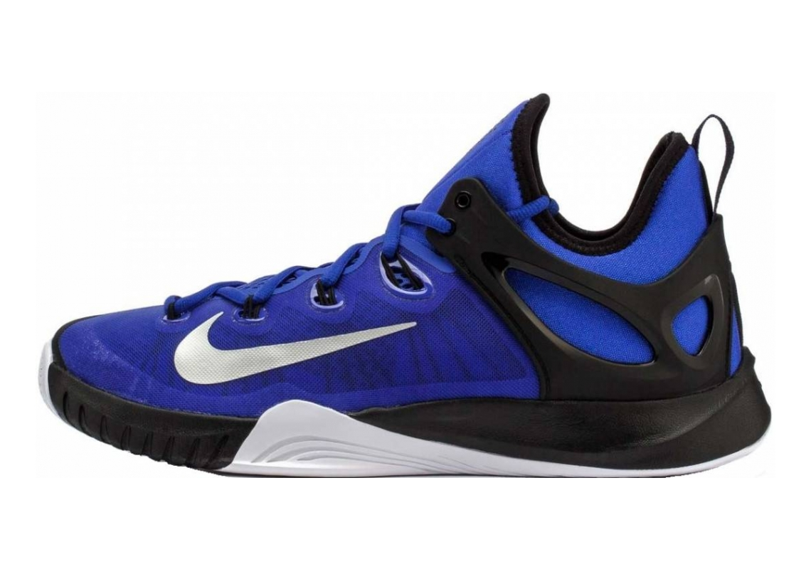 Nike HyperRev 2015 Lyon Blue/Metallic Silver-black-white
