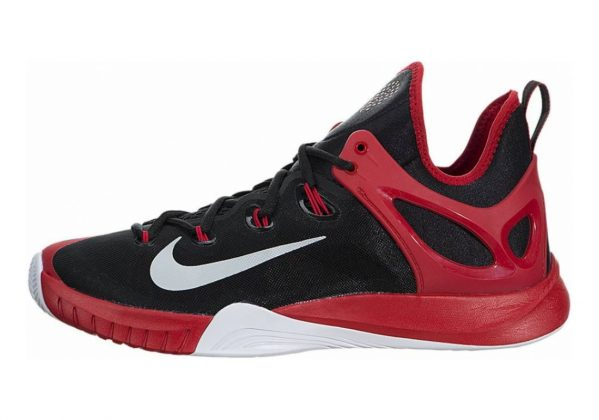 Nike HyperRev 2015 Black/Pure Platinum-red-white