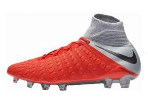Nike Hypervenom Phantom III Elite DF Firm Ground Red