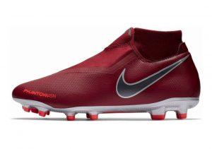 Nike Phantom Vision Academy Dynamic Fit MG Red