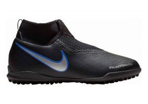 Nike Phantom Vision Academy Dynamic Fit Turf Black/Metallic Silver-racer Bl