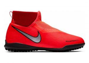 Nike Phantom Vision Academy Dynamic Fit Turf Red