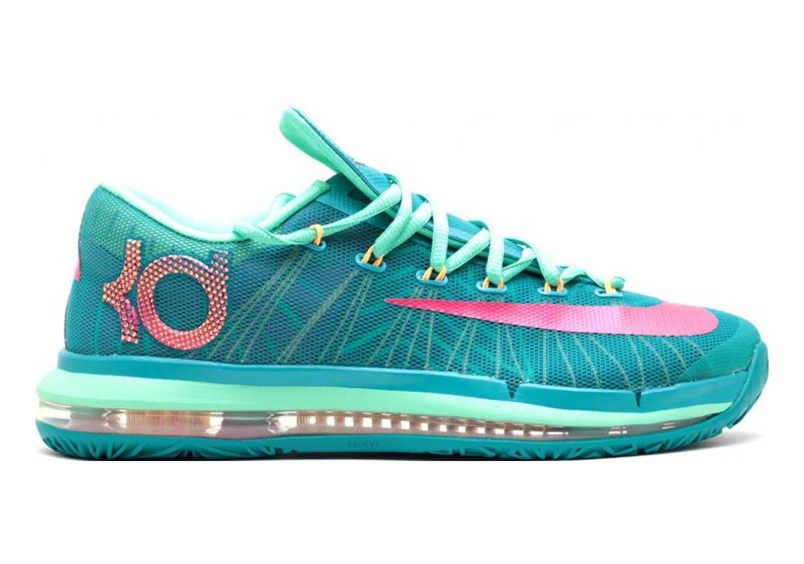 Кроссовки Nike KD 6 Elite мужские и