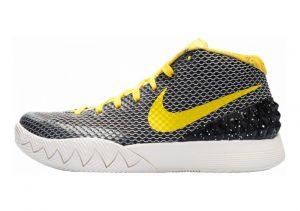 Nike Kyrie 1 black, tour yellow-sail-lght bn