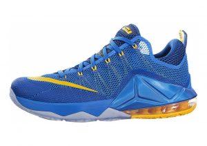 Nike LeBron XII Low Blue
