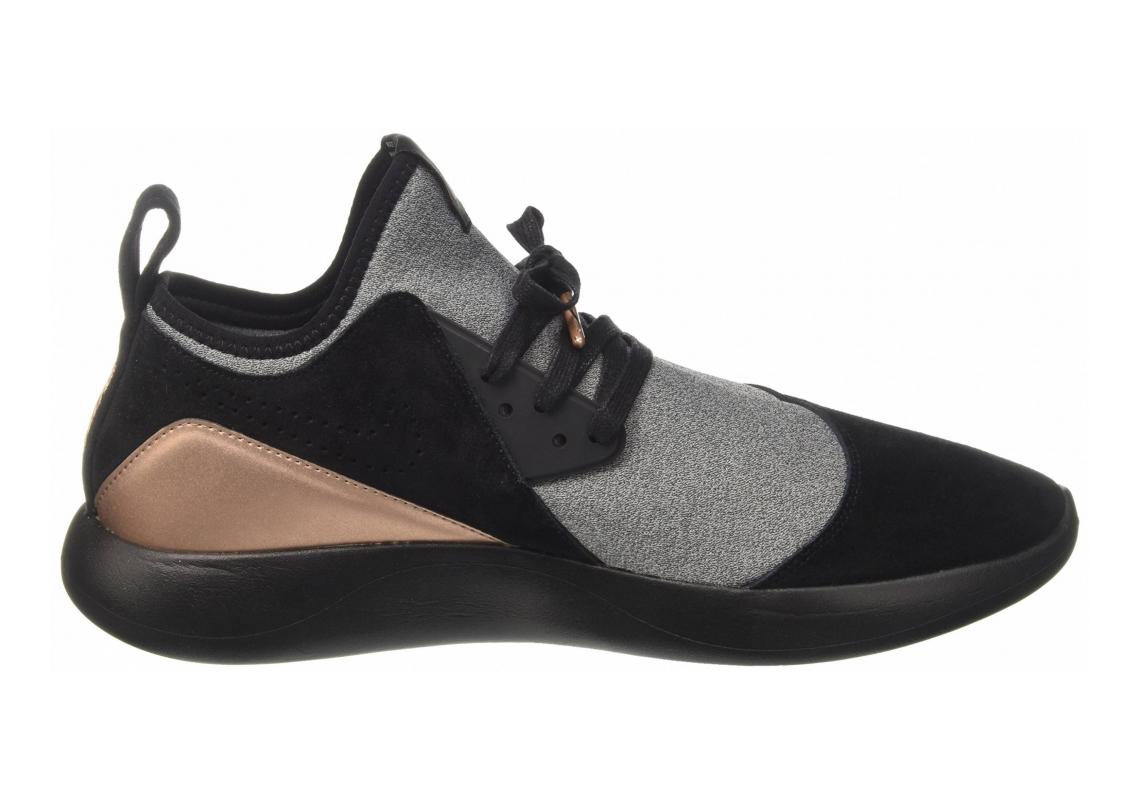 Nike LunarCharge Premium Black Metallic Red Bronze 001