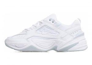 Nike M2K Tekno Multicolore (Summit White/Black/Team Orange 001)