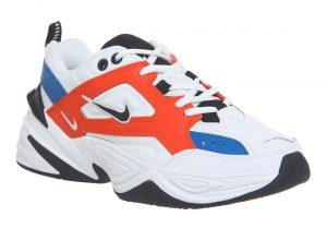 Nike M2K Tekno White Red Blue