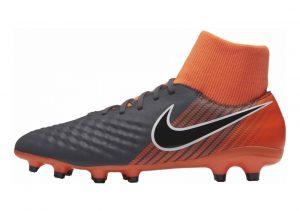Nike Magista Obra II Academy Dynamic Fit Firm Ground Grey