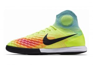 Nike MagistaX Proximo II Indoor Volt/Hyper Turquoise/Total Orange/Black