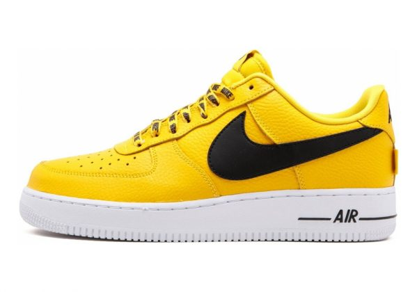 Nike Air Force 1 07 LV8 Amarillo/Black-white