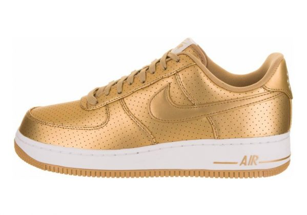 Nike Air Force 1 07 LV8 Gold