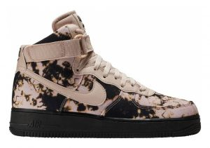 Nike Air Force 1 High Print black, particle beige