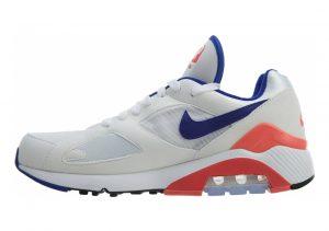 Nike Air Max 180 White/Ultramarine