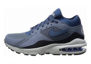 Nike Air Max 93 Blue Graphite/Nw Slt/Drk Obsdn