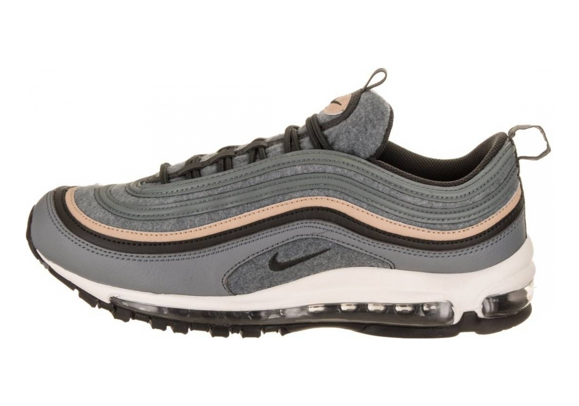 Nike Air Max 97 Premium Cool Grey/Deep Pewter Mushroom