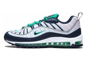 Nike Air Max 98 Pure Platinum, Obsidian