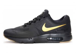 Nike Air Max Zero Essential BLACK/METALLIC GOLD-GUM MED BROWN