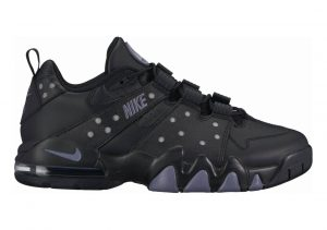 Nike Air Max2 CB '94 Low Black/Light Carbon-metallic Silver
