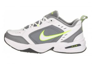 Nike Air Monarch IV White/White - Cool Grey - Anthracite