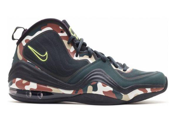 Nike Air Penny V Black Spruce, Black-volt