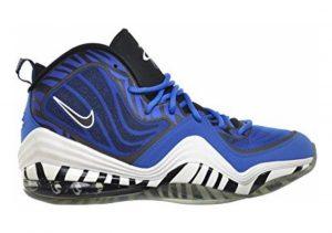 Nike Air Penny V Royal Blue, Black-white