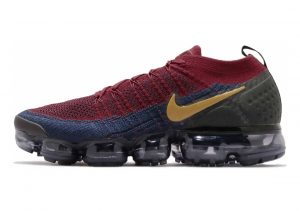 Nike Air VaporMax Flyknit 2 Red