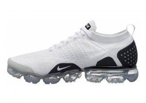 Nike Air VaporMax Flyknit 2 White, Black
