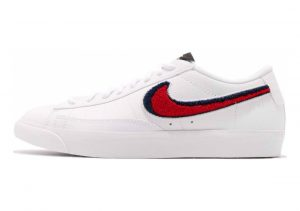 Nike Blazer Low 3D White