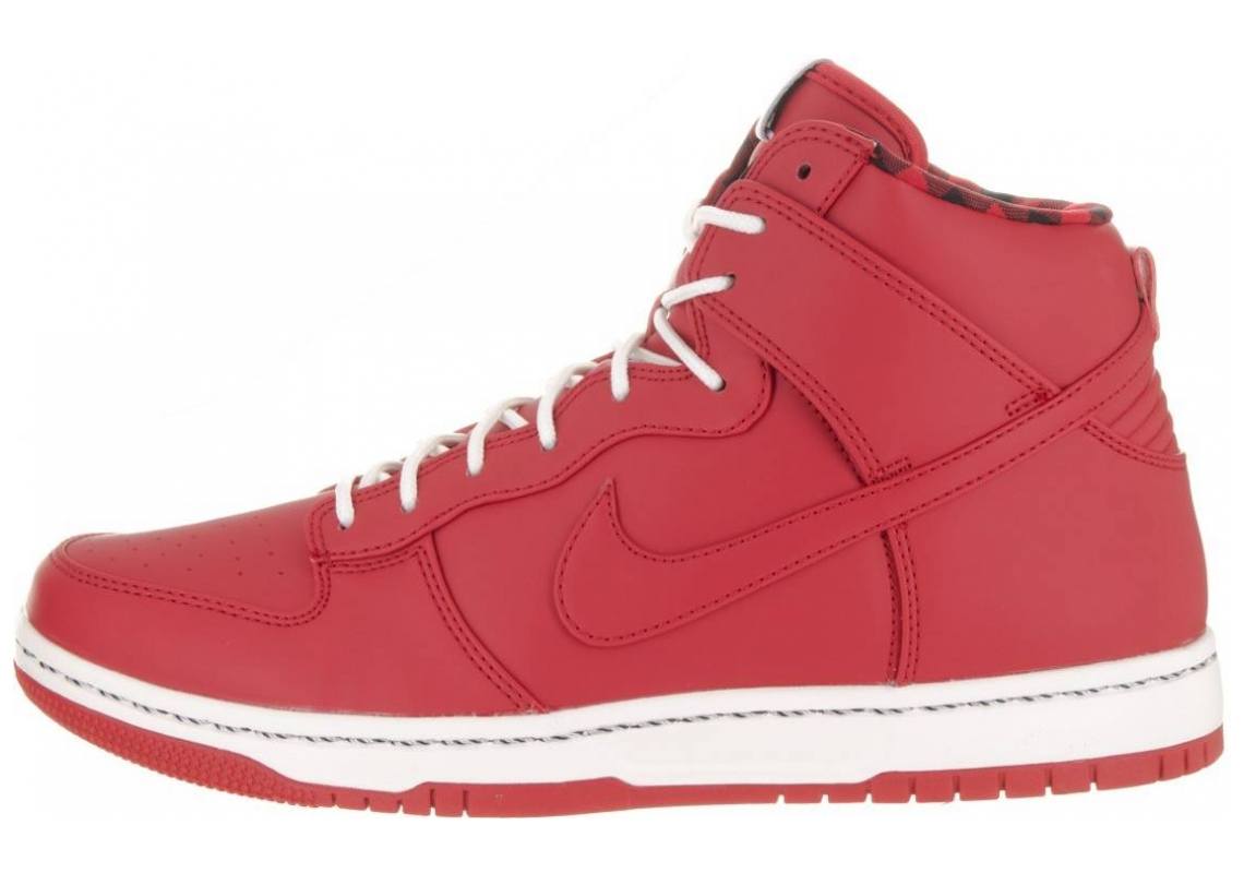 Nike Dunk Ultra Red