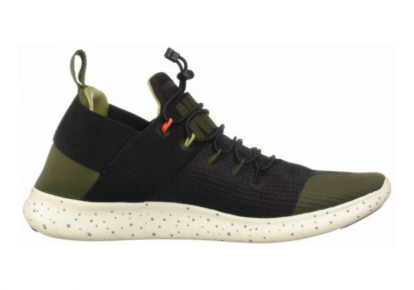 Nike Free RN Commuter 2017 Utility Black/Cargo Khaki/Team Orange/Neutral Olive