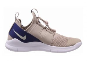 Nike Free RN Commuter 2018 Grey (Diffused Taupe/Guava Ice-blue Void-white 200)