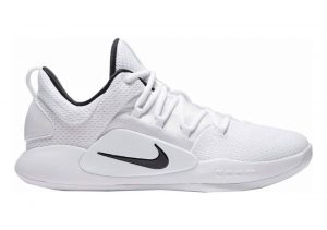 Nike Hyperdunk X Low White/Black