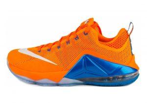Nike LeBron XII Low Orange