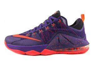Nike LeBron XII Low Purple
