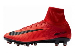 Nike Mercurial Superfly V Artificial Grass Pro University Red/Black