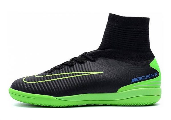 Nike MercurialX Proximo II Indoor Black