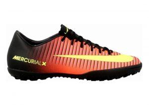 Nike MercurialX Victory VI Turf Naranja (Total Crimson / Vlt-blk-pnk Blst)