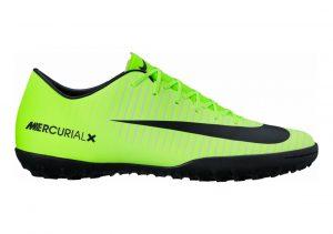 Nike MercurialX Victory VI Turf Black-Green