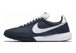 Nike Roshe Waffle Racer NM Obsidian/Safety Orange/Black/White